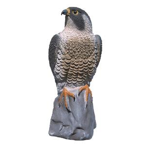 Fliegende Vogelscheuche Raub Vogel Attrappe Falke aus Plastik zur Tauben Abwehr
